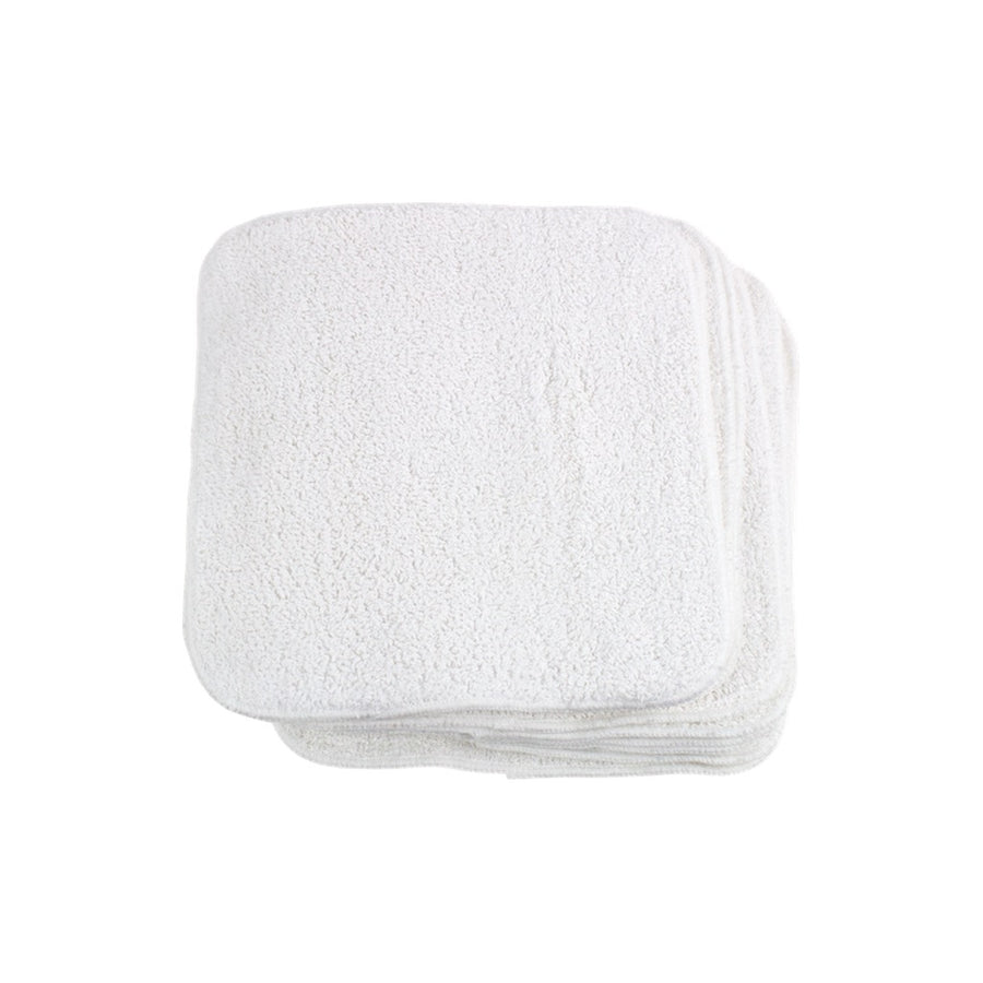 Cloth-eez Cotton Terry Baby Washcloths