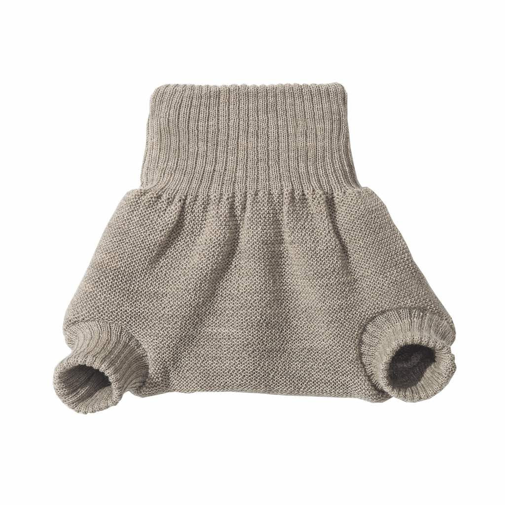Disana Wool Pull-On Cover Grey