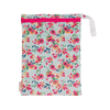 Smart Bottoms On the Go MESH Bag Aqua Floral