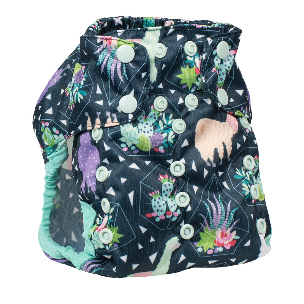 It/'s My Birthday Cloth Diaper Cover or Pocket Diaper One Size