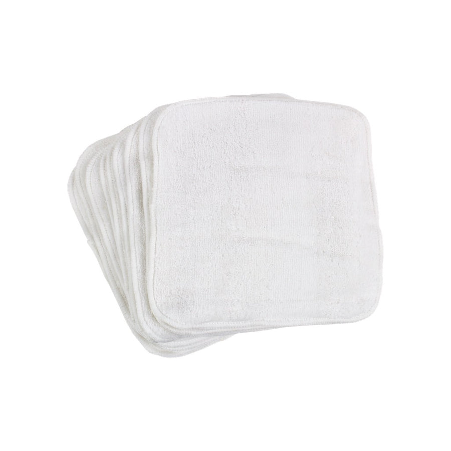 Cloth-eez Velour Terry Baby Wipes