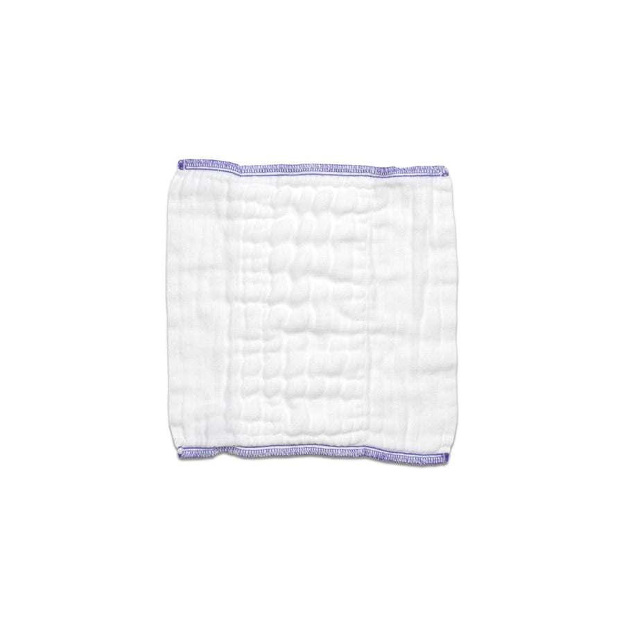 Newborn prefold diapers