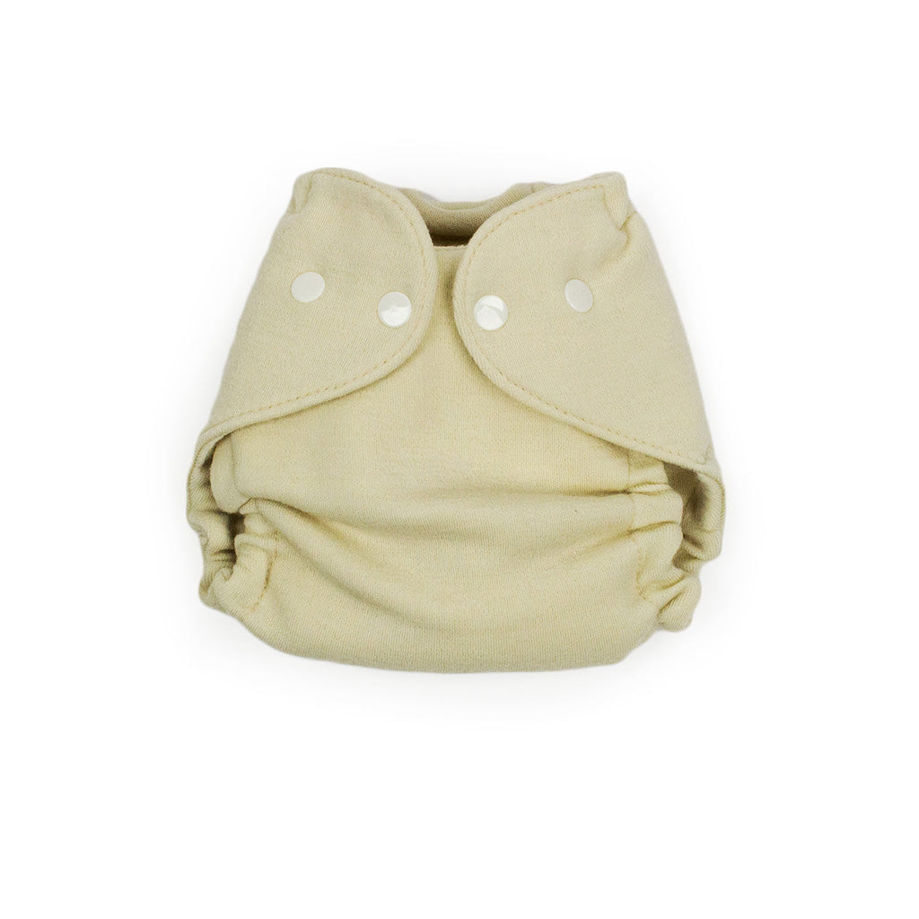 Babee Green Snap Wrap Newborn