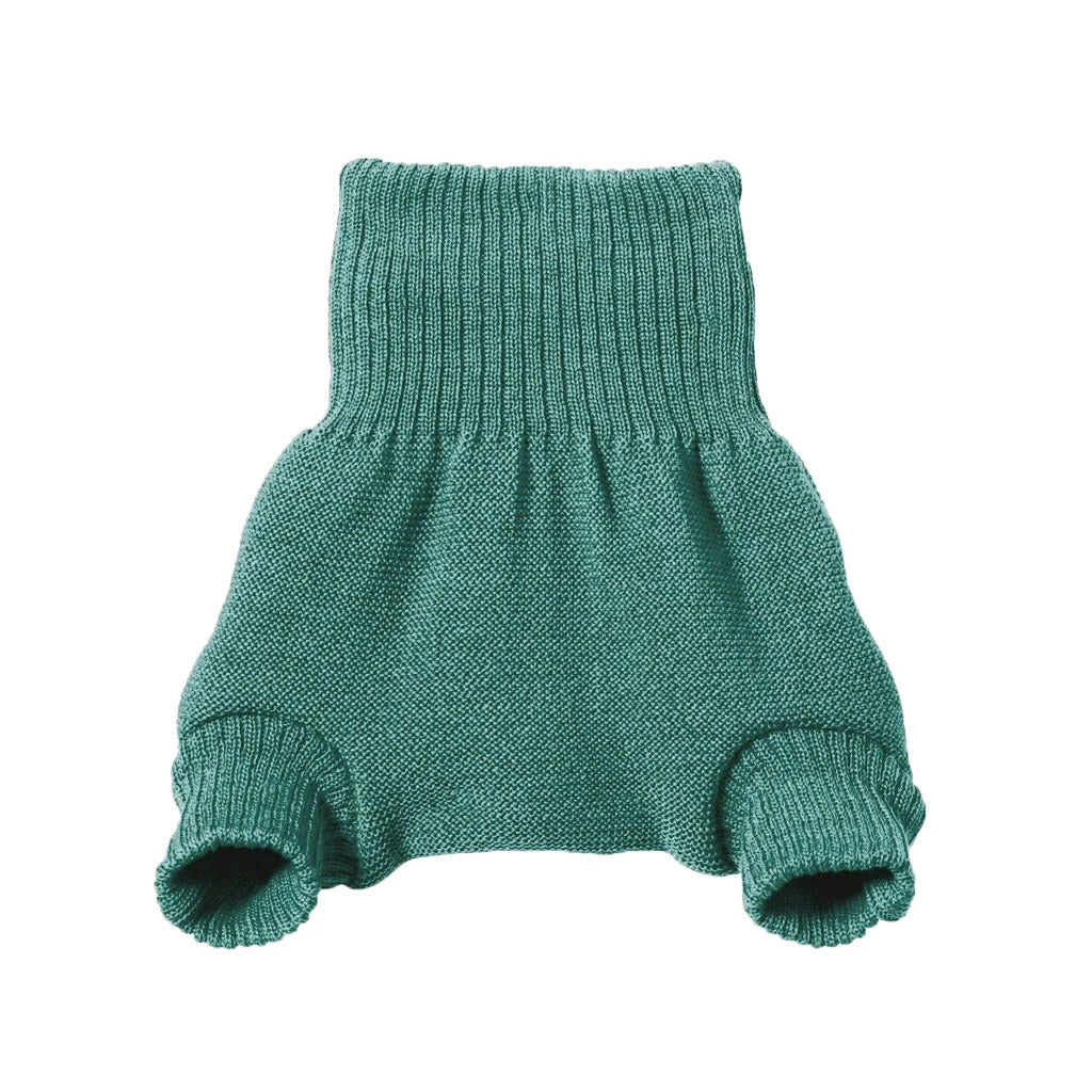 Disana Wool Pull-On Cover  lagoon