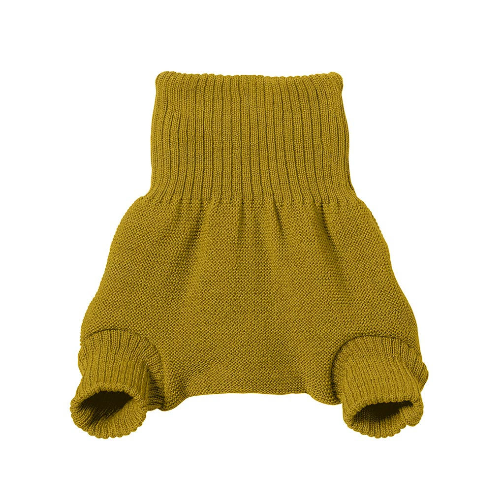 disana wool pull on diaper cover curry
