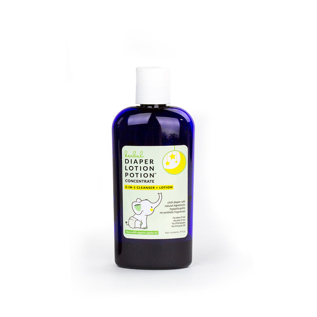 Diaper Lotion Potion Concentrate