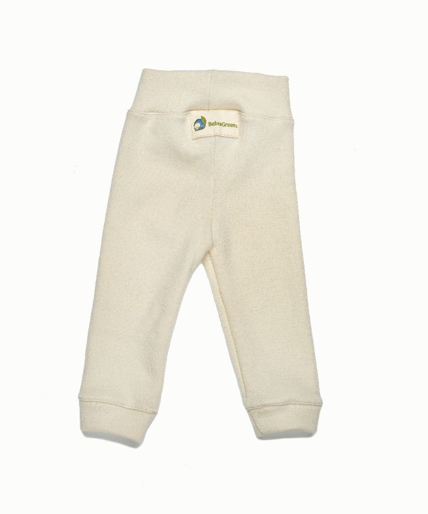 Babee Greens Wool Pants