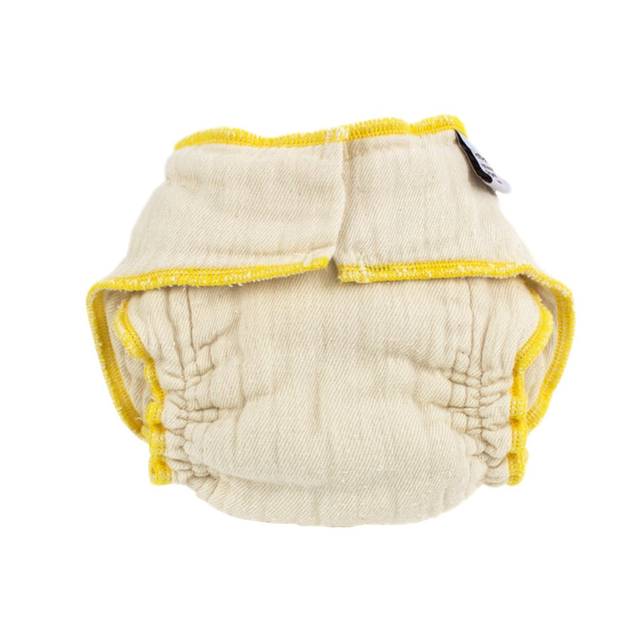 Cloth-eez Workhorse Fitted Diapers Made Of Organic Cotton - No Closure