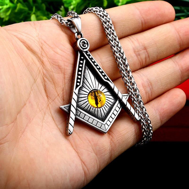 Masonic Necklaces & Pendants