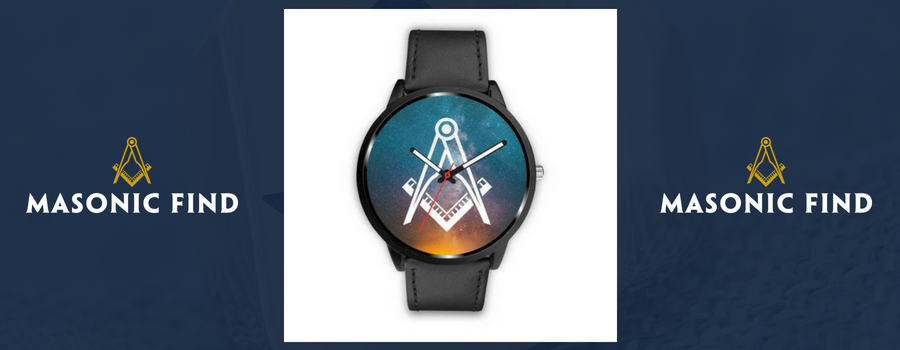 Masonic Watch Gift Idea