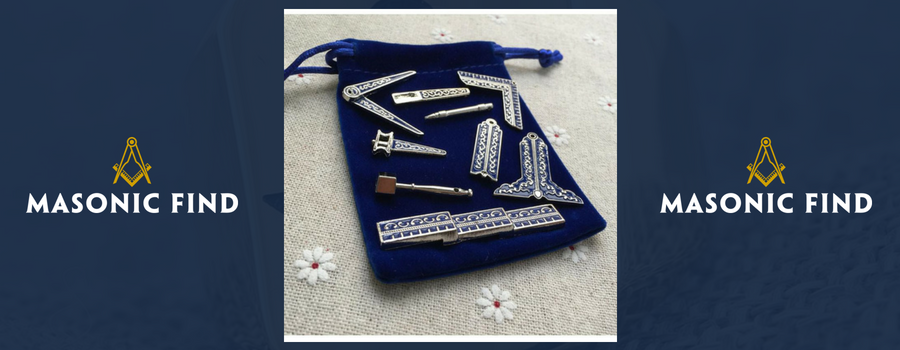 Masonic Working Tools Gift Idea