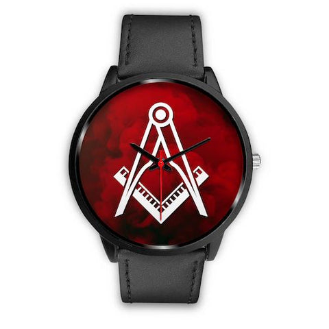 King Solomon's Sacrifice Masonic Watch
