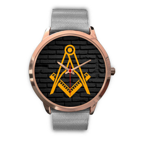 The Masonic Light Wrist Watch