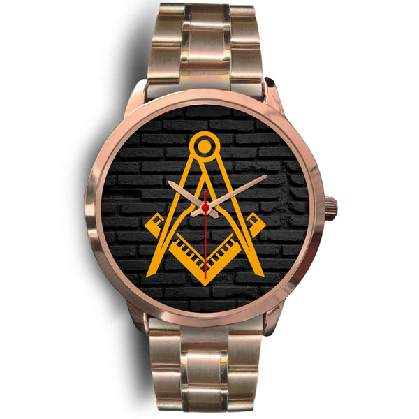 The Masonic Light Wrist Watch!