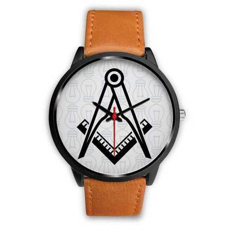 The Seek Light Masonic Wrist Watch