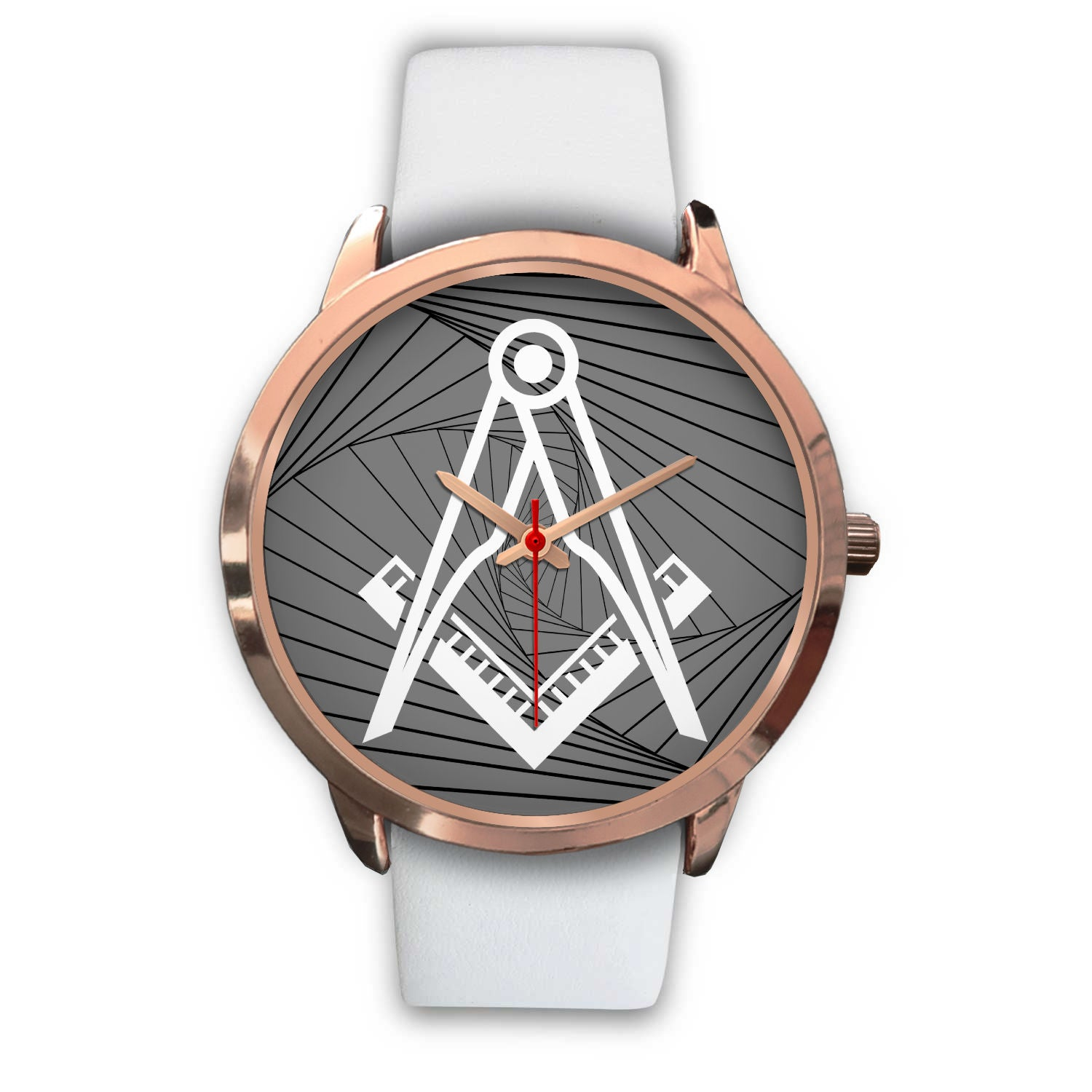 The Masonic Maze Wrist Watch