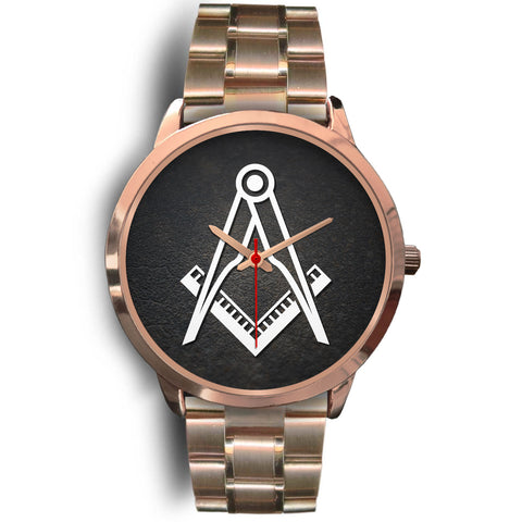 The Grand Artificer Masonic Wrist Watch