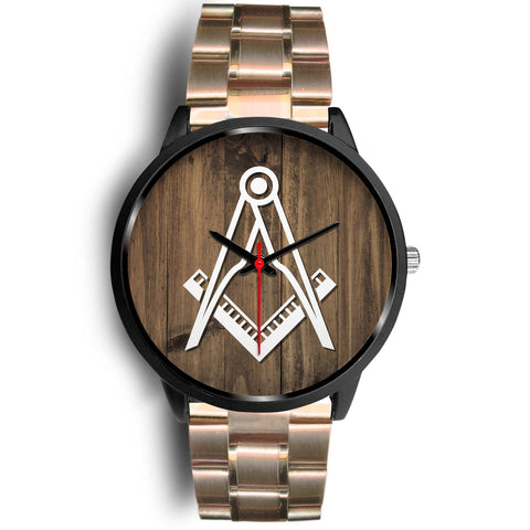 The Acacia Wood Wrist Watch