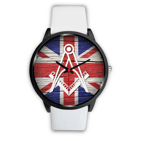 The Great Queen Street London Masonic Wrist Watch