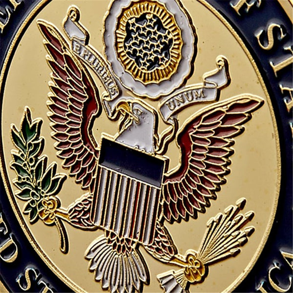 USA Department Of State Coin