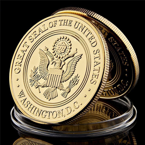 USA Freedom Challenge Coin