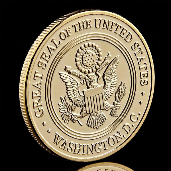 USA Freedom Commemorative Coin