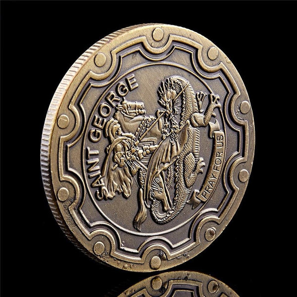 Saint George Operation Iraqi Freedom Coin sale