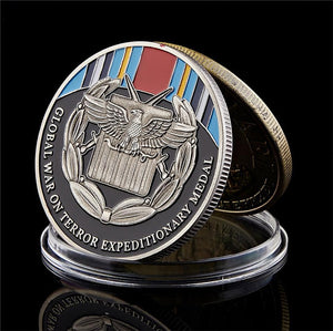 Global War On Terror Expeditionary Coin