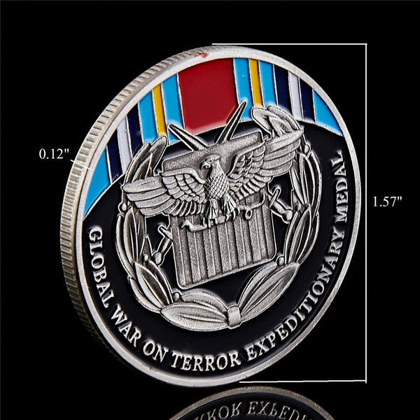 Global War On Terror Coin