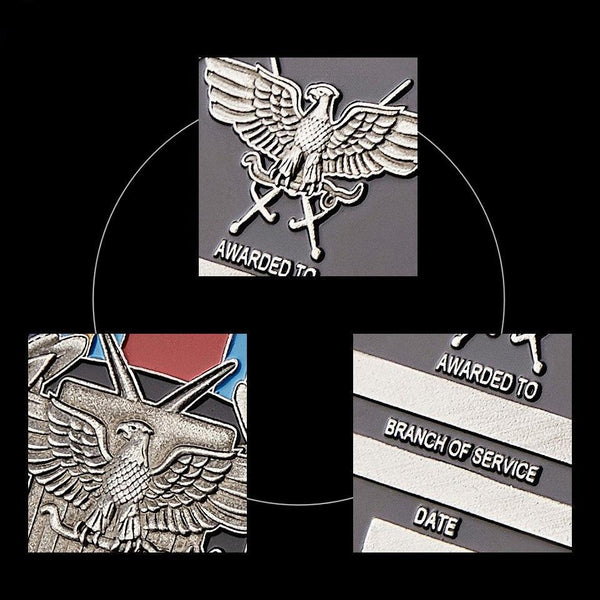 Global War On Terror Expeditionary Coin set