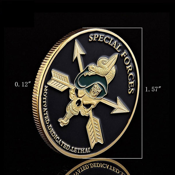 US Special Forces Coin