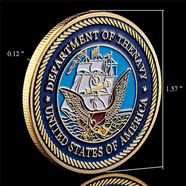 US Navy Seal Coin collection