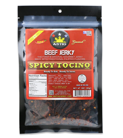 Astig Jerky - Spicy Tocino