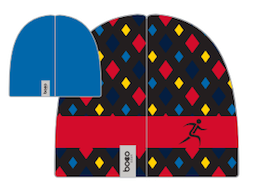 Boco Up and Running Reversible Beanie