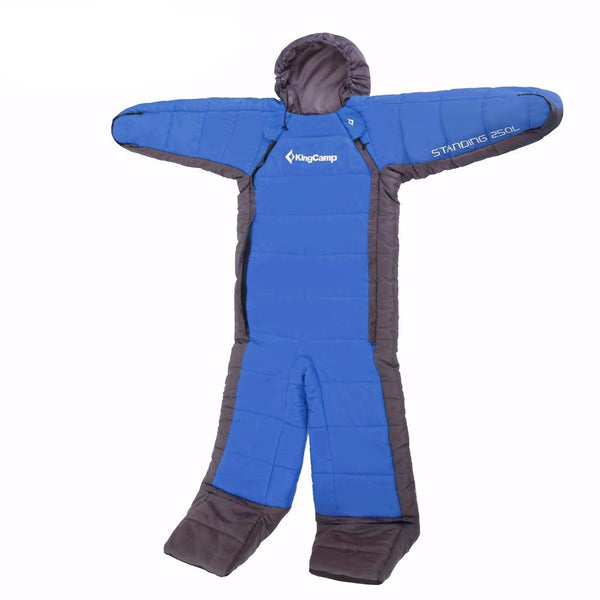 The Full Body Mummy Sleeping Bag