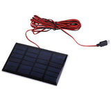 Outdoor Solar Power Lighting