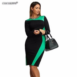 The Classy Work Dress - K&M ONE STOP SHOP