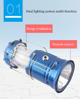 Solar Rechargeable Camping Lantern
