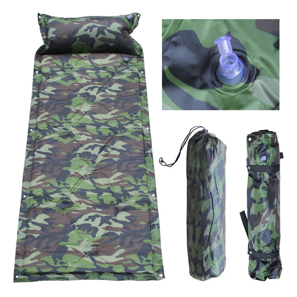 Self Inflating Camping Roll Mat