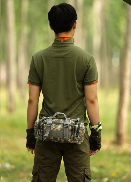 High Quality Military Climbing Bag