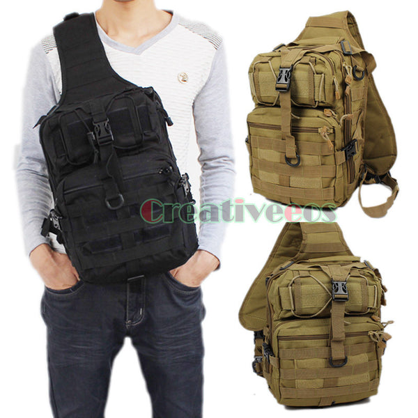 Military Travel Riding Cross Body
