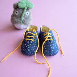 Starry Night Moccasins