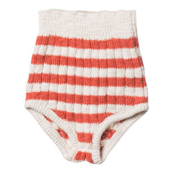 Red Knitted Bloomers