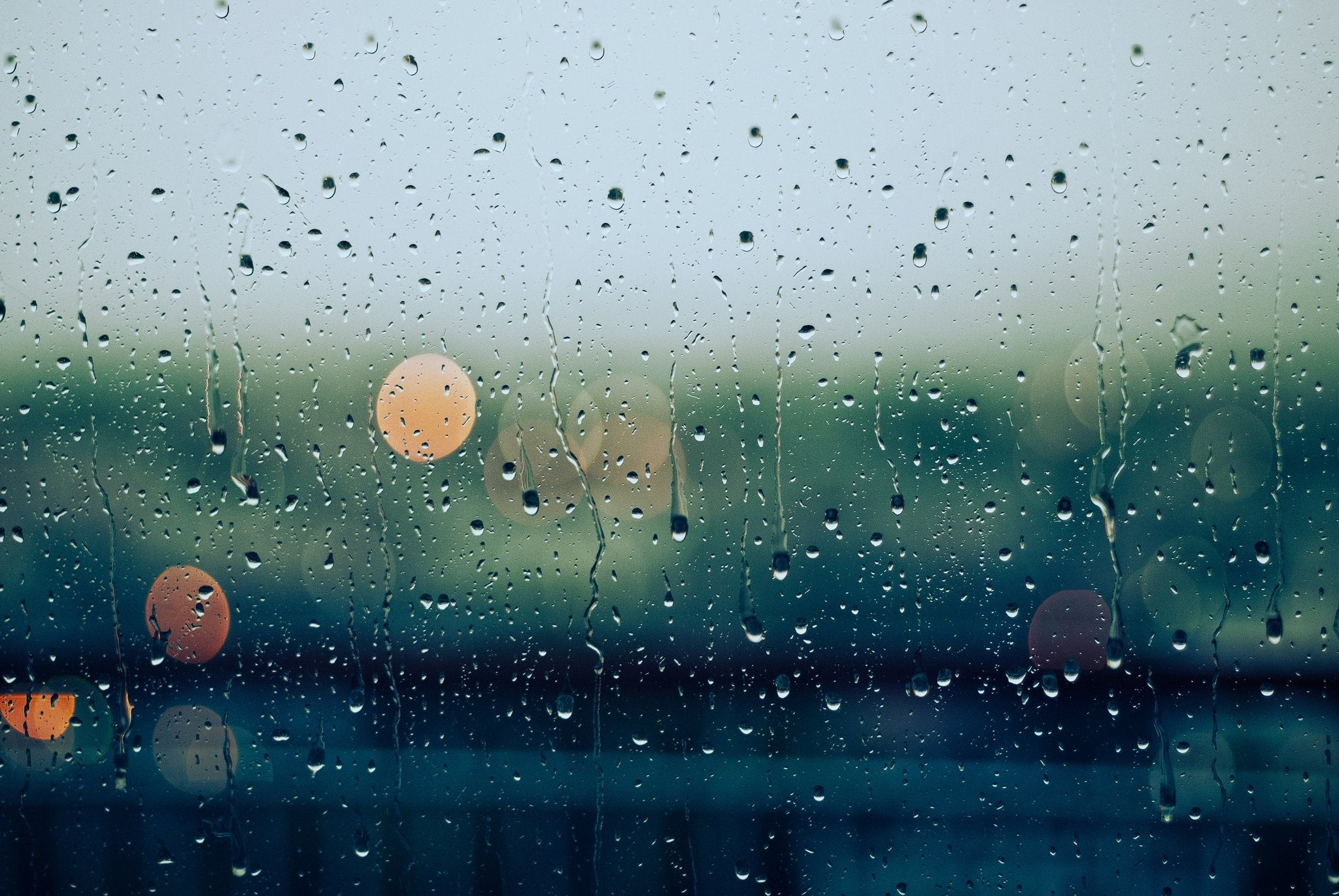 Why do rainy days give us the blues?