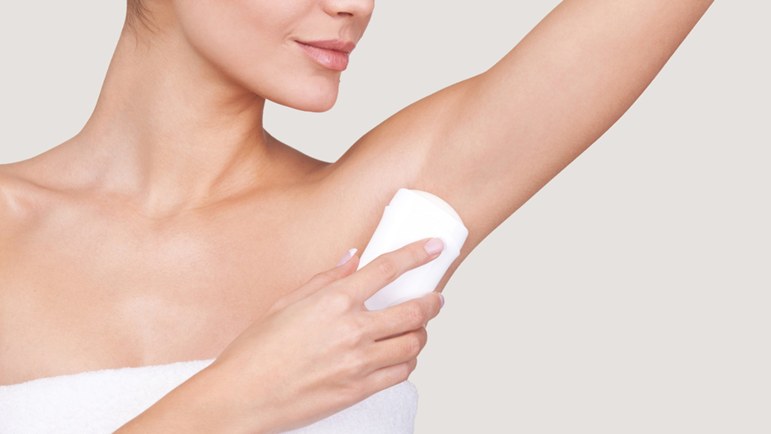 Should you stop using deodorant?