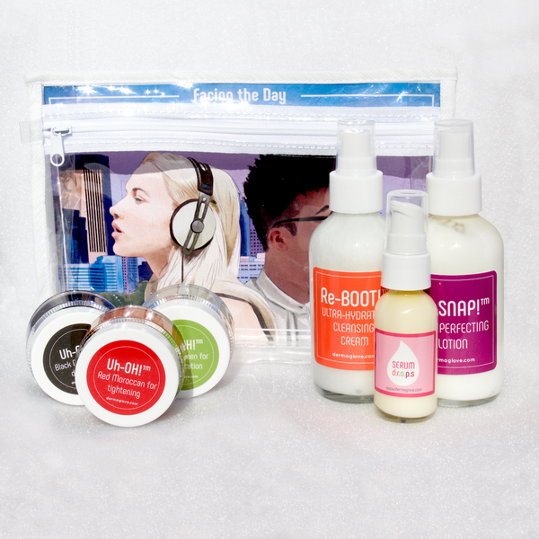 Facing the Day Facial Hygiene Kit