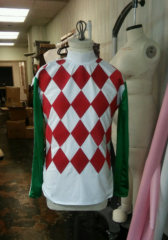 Custom Horse Racing Silks (Lycra)