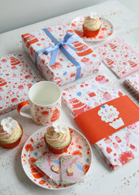 'Spreading Sweetness' Collection of Cupcake & Cake Themed Baking Gifts