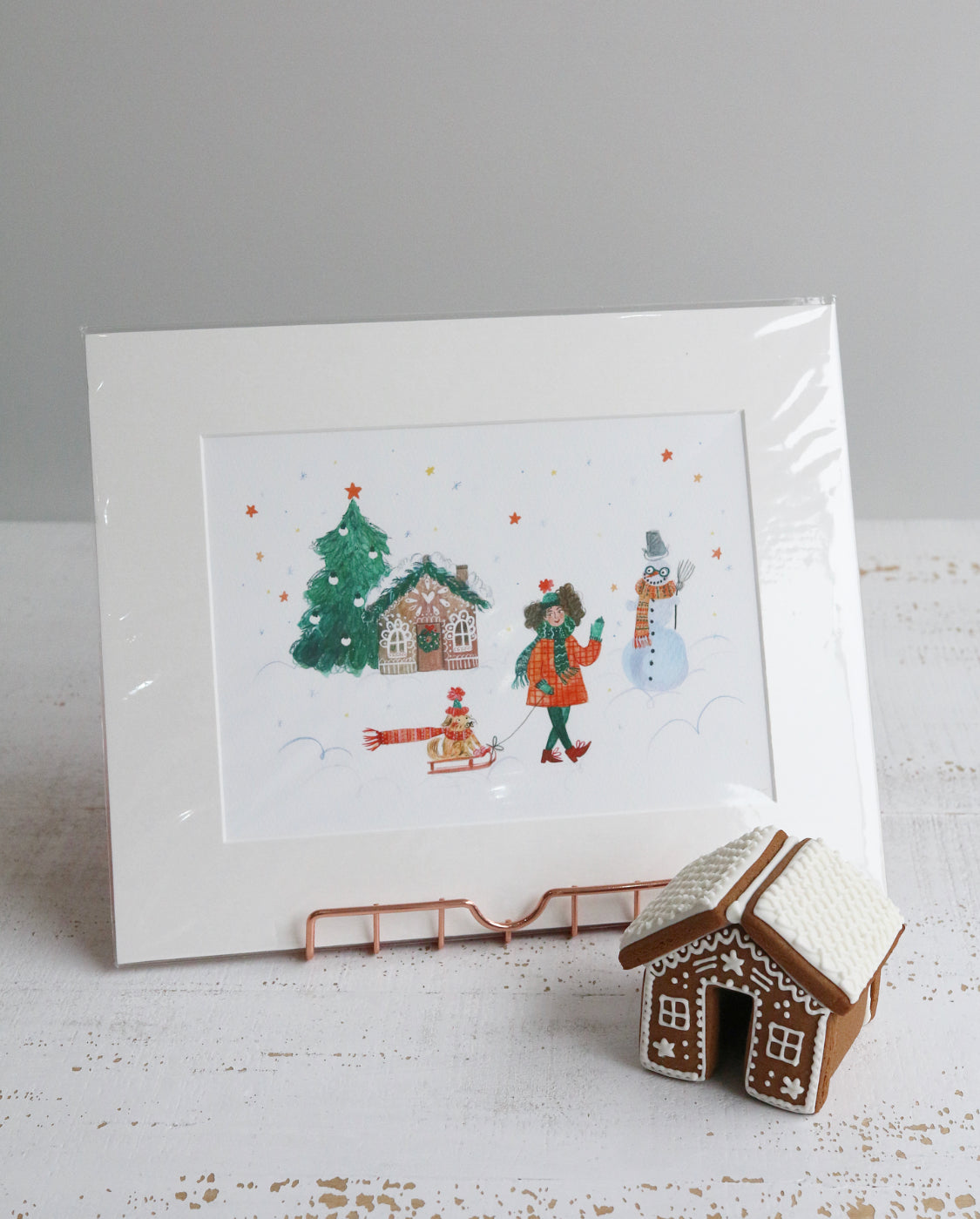 Limited Edition Christmas Art Prints
