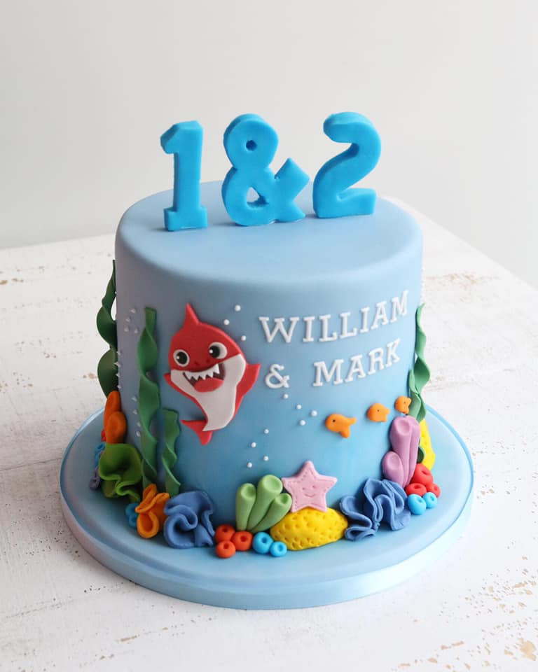 Remarkable Kids Birthday Cakes Claygate Surrey Afternoon Crumbs Funny Birthday Cards Online Elaedamsfinfo